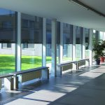 Renson solar shading and ventilation solutions for curtain walls