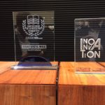 Panovista Max winner of the Equip'Baie Innovation Awards (Paris) and the 'Coup de cœur de la presse pro'