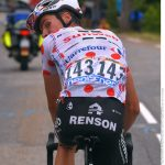 Renson was strikingly successful with Team Sunweb during the Tour de France 2017