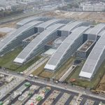 Renson façade cladding and sun protection at the brand-new NATO headquarters in Brussels