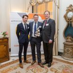 Renson wins Golden Bridge Trade & Investment Award 2017