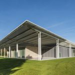 Curtain walls and Renson sun screen: the perfect match at Museum Voorlinden (video)